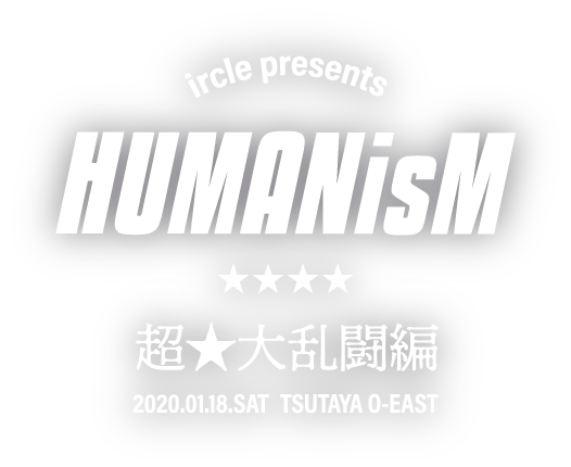 ircle presents HUMANisM