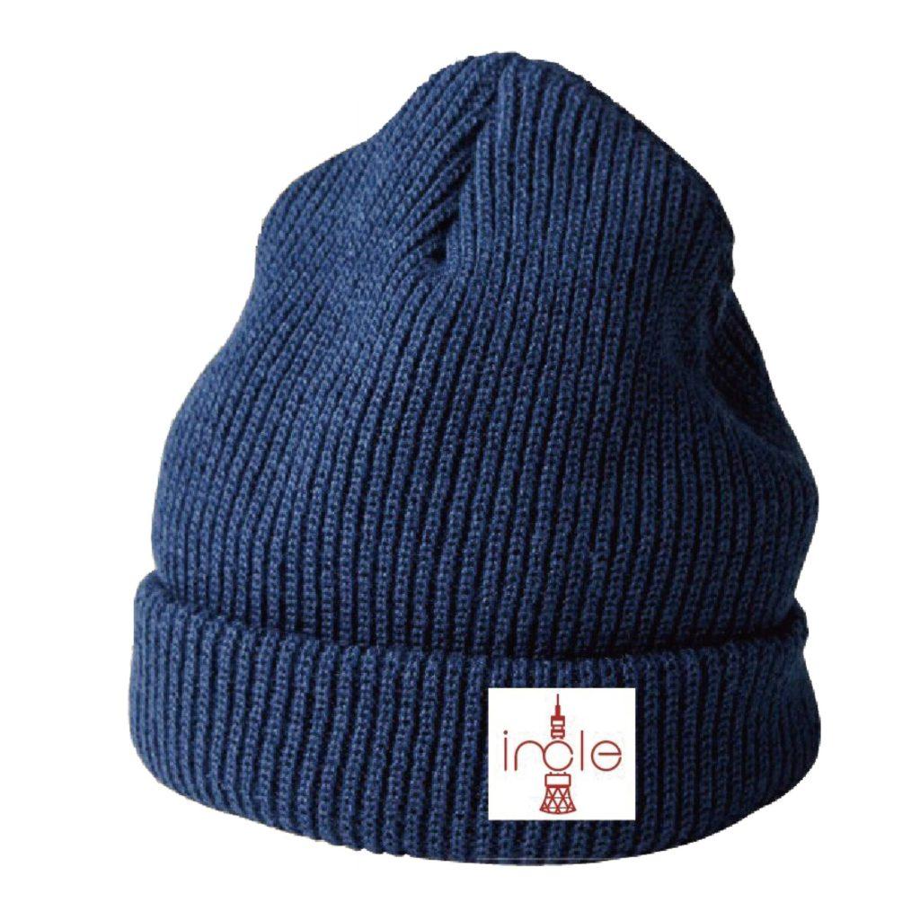タワーロゴニット帽