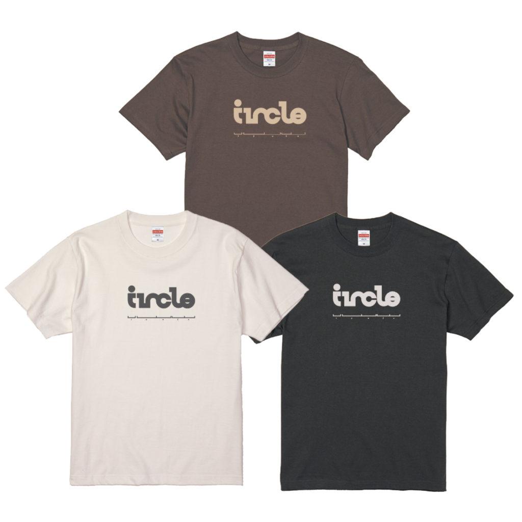スポーツロゴ風Tシャツ
